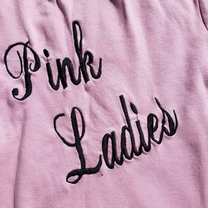 Basic Editions Tops - Pink Shirt Pink Ladies Sandy Costume Small Knit